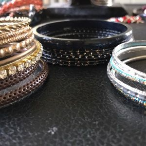 Jewelry - Bangle Bracelets -assorted colors